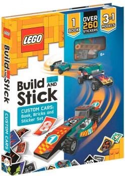 LEGO-Build-and-Stick-Custom-Cars on sale