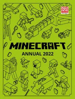 NEW-Minecraft-Annual-2022 on sale