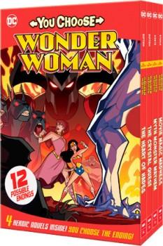 NEW-Wonder-Woman-You-Choose-Boxed-Set on sale