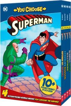 NEW-Warner-Bros-Superman-You-Choose-Boxed-Set on sale