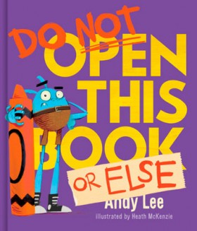 NEW-Do-Not-Open-This-Book-or-Else on sale