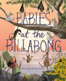 NEW-Babies-at-the-Billabong on sale