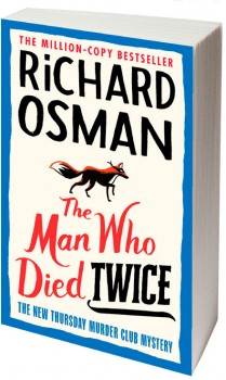 NEW-The-Man-Who-Died-Twice on sale