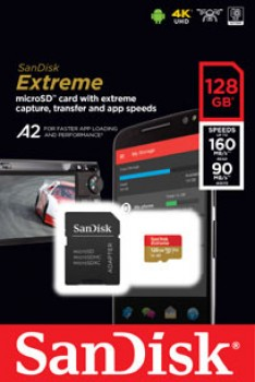 NEW-SanDisk-Xtreme-Micro-SD-Card-128GB on sale