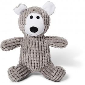 NEW-Tails-Plush-Bear-Dog-Toy on sale