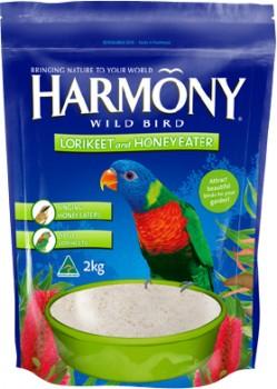 Harmony-Lorikeet-and-Honey-Eater-Bird-Feed-2kg on sale