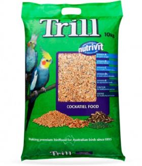 Trill-Bird-Seed-10kg-Cockatiel-Food on sale
