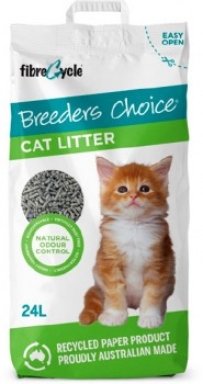 Breeders-Choice-Cat-Litter-24-Litre on sale