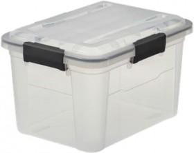 Ezy-Storage-Weatherproof-Storage-Container-18-Litre on sale