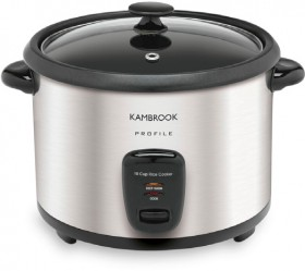Kambrook-10-Cup-Rice-Cooker on sale