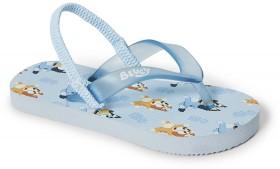 Bluey-Kids-Printed-Thongs-Blue on sale