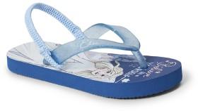Disney-Kids-Frozen-2-Printed-Thongs-Blue on sale