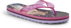 Barbie-Girls-Light-Up-Thongs-Black-Pink on sale
