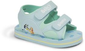 Bluey-Boys-Tab-Sandals-Blue on sale
