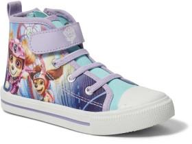 Paw-Patrol-Girls-High-Top-Shoes-Purple on sale
