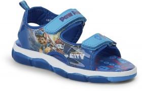 Paw-Patrol-Boys-Light-Up-Sandals-Blue on sale