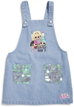 LOL-Sequin-Pinafore on sale