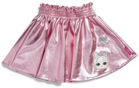 LOL-Shirred-Skirt on sale