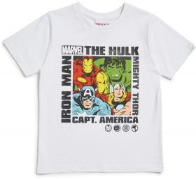 Avengers-Stack-Print-Tee on sale