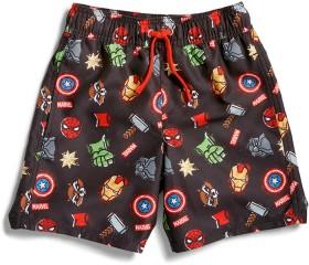 Avengers-Board-Shorts on sale