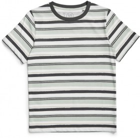 K-D-Printed-Stripe-Tee on sale