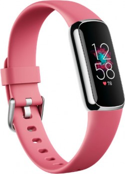 NEW-Fitbit-Luxe-OrchidPlatinum on sale