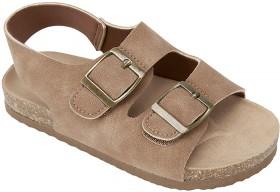 Junior-Sandals-Brown on sale