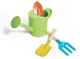 Garden-Tool-Set-with-Watering-Can on sale