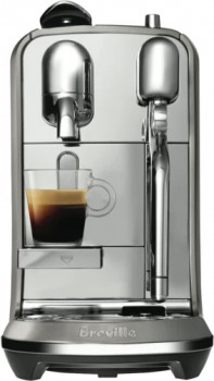 Breville-Nespresso-Creatista-Plus-Smoked-Hickory on sale