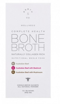 Broth-Co-Complete-Beef-Bone-Broth-5g-Sachets-12-Pack on sale