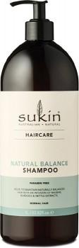 Sukin-Natural-Balance-Shampoo-1-Litre on sale