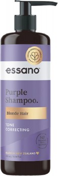 Essano-Blonde-Tone-Correcting-Purple-Shampoo-300mL on sale