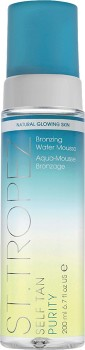 St-Tropez-Self-Tan-Bronzing-Water-Mousse-Purity-200mL on sale