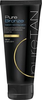 Puretan-Pure-Bronze-Instant-Tanning-Lotion-Dark-200mL on sale