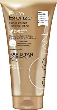 Puretan-Pure-Bronze-Rapid-Tan-One-Hour-Tan-180mL on sale