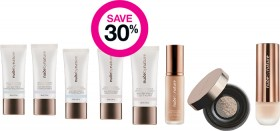 Save-30-on-Nude-by-Nature-Foundation-Primer-Ranges on sale