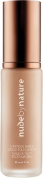 Nude-By-Nature-Luminous-Sheer-Liquid-Foundation-30mL on sale