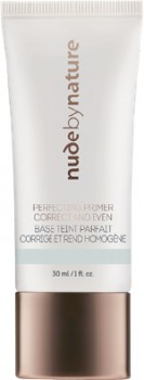 Nude-By-Nature-Perfecting-Primer-Correct-and-Even-30mL on sale