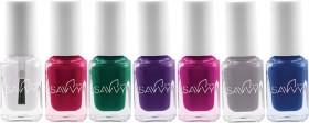 NEW-Savvy-by-DB-Jewel-Tone-Nail-Duo-5mL-2-Piece on sale
