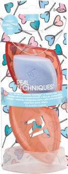Real-Techniques-Love-IRL-Miracle-Powder-Sponge-Travel-Case-Blue-Limited-Edition-1ea on sale