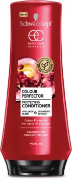 NEW-Schwarzkopf-Extra-Care-Colour-Perfector-Protecting-Conditioner-400mL on sale