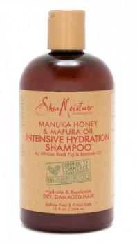 Sheamoisture-Manuka-Honey-and-Mafura-Oil-Intensive-Hydration-Shampoo-384mL on sale
