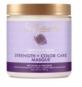 Sheamoisture-Purple-Rice-Water-Strength-Color-Care-Masque-227g on sale
