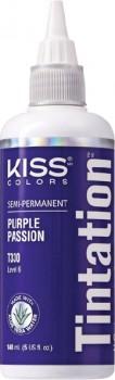 Kiss-Tintation-Semi-Permanent-Color-Treatment-T330-Purple-Passion-148mL on sale