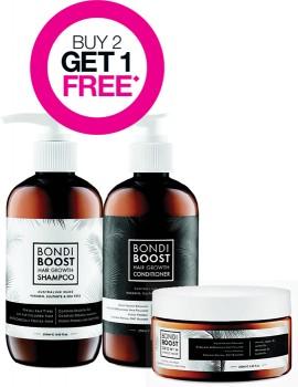 Buy-2-Get-1-FREE-on-Bondi-Boost-Haircare-Range on sale