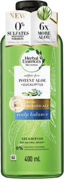 Herbal-Essences-BioRenew-Potent-Aloe-Eucalyptus-Shampoo-400mL on sale
