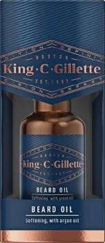 Boston-King-C-Gillette-Beard-Oil on sale