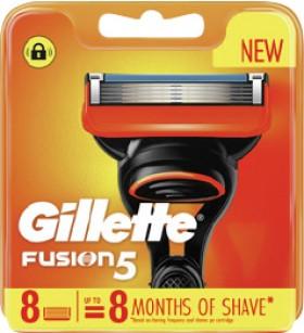 Gillette-Fusion5-Razor-Blades-Cartridge-Refills-8-Pack on sale