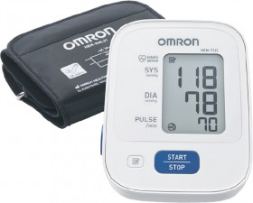 Omron-HEM7121-Standard-Blood-Pressure-Monitor-1ea on sale
