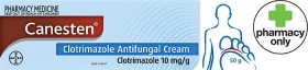 Canesten-Clotrimazole-Antifungal-Cream-50g on sale